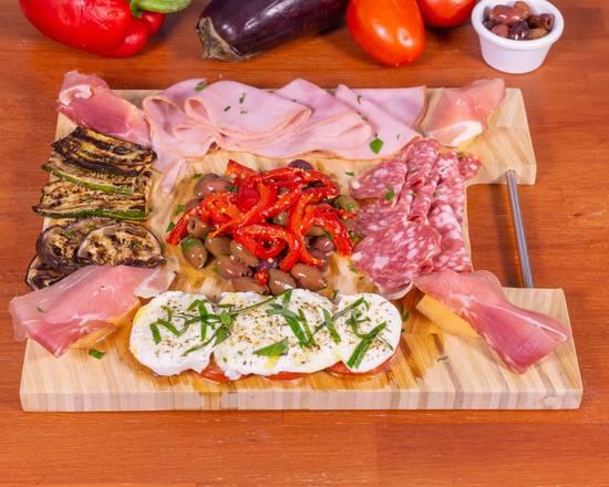 Pancetta Antipasti