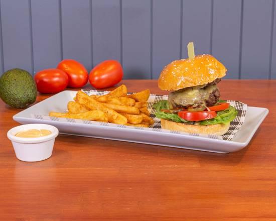 Pancetta Special Burger